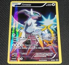 Mythical Arceus XY116 FULL ART Black Star Promo HOLO Rare NEAR MINT Pokemon Card