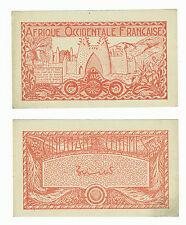 Afrique Occidentale Française - Chambre de Commerce - 0,50 Franc - ND - UNC