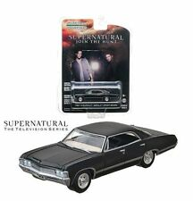 Chevrolet Impala SUPERNATURAL Movie Car 1967***Greenlight  1:64 OVP