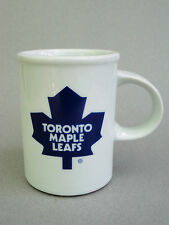 Coffee Mug NHL Maple Leafs Logo 1993 Danesco Ice Hockey Drawing Players 10oz