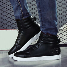 Men Winter Warm Leather Army Boots Fashion Lace Up Waterproof Ankle Boots Lot