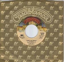 KISS  Hard Luck Woman / Mr Speed  rare 45 from 1976