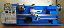 "CJ18A - 350 (14"")  - Imperial Mini Lathe with Metal Hi/Lo Gears"