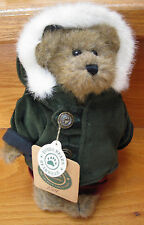 RETIRED BOYDS BEARS&FRIENDS**MATT BEAR~**From the ARCHIVES SERIES~#1364~TAGS~EXC