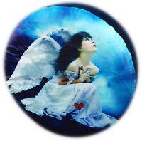 TYRE COVER ANGEL SPARE WHEEL COVER FRONTERA PAJERO SHOGUN TOYOTA KIA PRADO RAV4