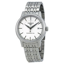 Tissot T Classic Powermatic Automatic Stainless Steel Mens Watch T0854071101100