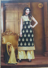Asian Pakistani Indian Designer Bollywood Anarkali Suit Dress Shalwar Kameez