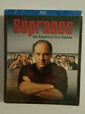 The Sopranos Season 1 Blu Ray Brand New Sealed