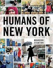NEW/WRAPPED -  Humans of New York by Brandon Stanton (Hardback)