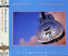 DIRE STRAITS-BROTHERS IN ARMS-JAPAN SHM-CD D50