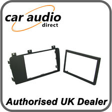 Connects2 CT24VL08 Black Double Din Fascia Adaptor Panel for Volvo S60 V70 XC70