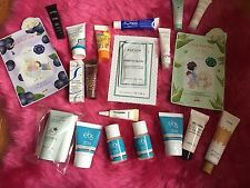 20 Piece, Birchbox, Ipsy & Glossybox, Skincare Samples. Brand new. See Below.