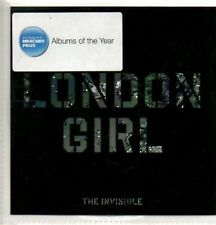 (AC803) London Girl, The Invisible - DJ CD