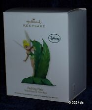 2012 Hallmark PEEKING PIXIE Disney's Peter Pan TINKER BELL Fairy Ornament