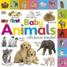 My First Baby Animals: Let's Find Our Favorites! (TAB BOARD BOOKS)