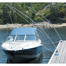 2 Pack of 14 ft Ultimate Mooring Whips for Boats up to 28 ft and 10,000 lbs