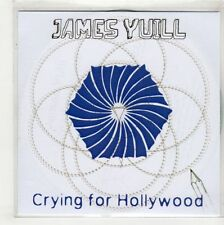 (GQ908) James Yuill, Crying For Hollywood - DJ CD