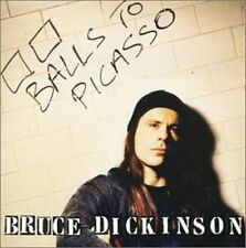 Bruce Dickinson Balls to Picasso (1994) [CD]