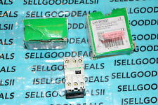 (2) Schneider CA2-SK20G7 Auxiliary Contactor CA2SK20G7 New