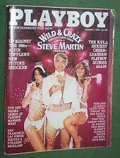 Playboy Jan 1980 Holiday Issue Star Trek Wild Crazy Steve Martin interview