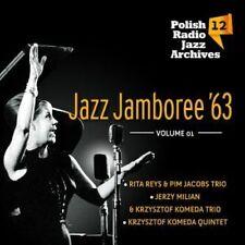 CD JAZZ JAMBOREE '63 vol. 1 Polish Radio Jazz Archives 12  RITA REYS