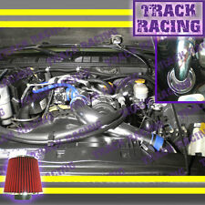 """1998-03 CHEVY S10 ZR2/XTREME/HOMBRE/SONOMA FULL COLD AIR INTAKE KIT 3"""" Blue Red"""