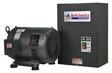 PL-10 Pro-Line 10HP Rotary Phase Converter - Built-In Starter, Made In USA