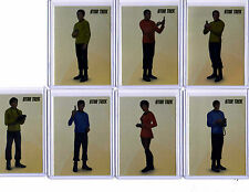 Star Trek  Portfolio Prints Alter.Gold Foil Bridge Crew Portrait  card PICK ONE