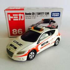Takara Tomy Tomica No.86 Honda CR-Z Safety Car - Hot Pick