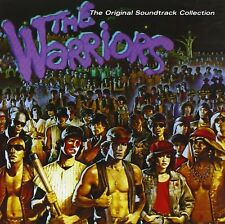 THE WARRIORS ( NEW SEALED CD ) OST THE ORIGINAL FILM SOUNDTRACK