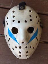 Friday The 13Th Part 5 Jason Hockey Mask LifeSize Prop Replica Halloween Display