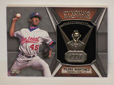 2013 Topps Cy Young Award Winners Commemorative Trophy #PM1 Pedro Martinez Expos