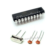 ATTINY2313-20PU Atmel + Quarzo e Condensatori OMAGGIO, Free C and Quartz Arduino