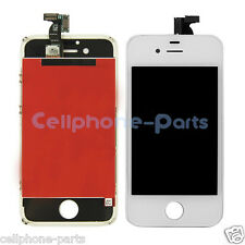 iPhone 4S LCD Screen Display with Digitizer Touch Panel Assembled White From USA