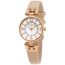 Anne Klein Rose Dial Ladies Watch 10-9442RGLP