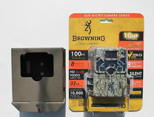 Browning Strike Force Trail Camera BTC-5HD And Camlockbox Security/Bear Box