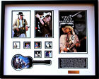 New Stevie Ray Vaughan Signed Limited Edition Memorabilia Framed