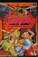 JAPAN The King of Braves GaoGaiGar Fusion Guide