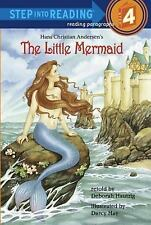 Step into Reading: The Little Mermaid by Hans Christian Andersen and Deborah...