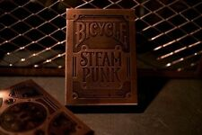 Bicycle Steam Punk Playing Cards Bronze by Theory 11