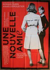 UNE NOUVELLE AMIE Affiche Cinéma / Movie FRANCOIS OZON ROMAIN DURIS