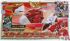 Bandai Japan Tensou Sentai Goseiger Gosei Header SKYIC BROTHER Set