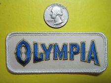 BEER PATCH OLYMPIA SMALL SHIRT / CAP SIZE LOOK AND BUY NOW*
