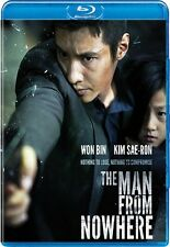 Man from Nowhere (2011, REGION A Blu-ray New) BLU-RAY/WS