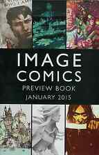 IMAGE EXPO PREVIEW BOOK 1 2015 GIVEAWAY PROMO 1st SAVIOR INJECTION ISLAND STARVE