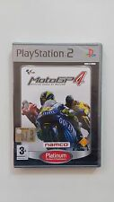 Moto Gp 4 Platinum - PS2 Playstation 2 - Nuovo