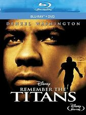 REMEMBER THE TITANS -  Blu Ray - Sealed Region free for UK