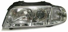Clear projector headlight front left side light for Audi A4 B5 99-00