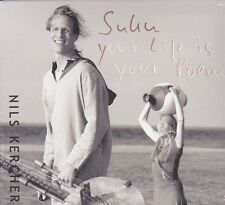 NILS KERCHER SUKU YOUR LIFE IS YOUR POEM CD [NEW SEALED LTD EDITION DIGIPAK]