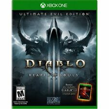 NEW Diablo III 3 Reaper of Souls Ultimate Evil Edition (Microsoft Xbox One 2014)